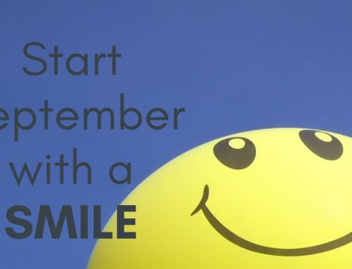 Start September with a SMILE